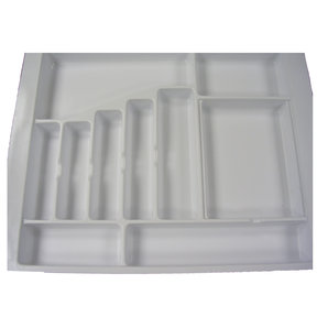 25 X 21 inch Trimmable Flatware Drawer Organizer
