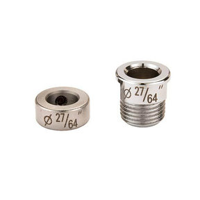 """27/64"""" Drilling Guide & Stop Collar for WoodRiver DV2"""