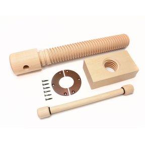 2X Wood Vise Screw - Premium  Vintage Finish