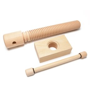 2X Wood Vise Screw - Standard