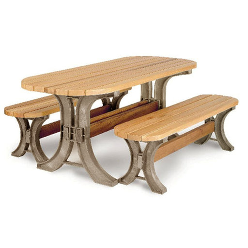 View a Larger Image of Picnic Table Kit