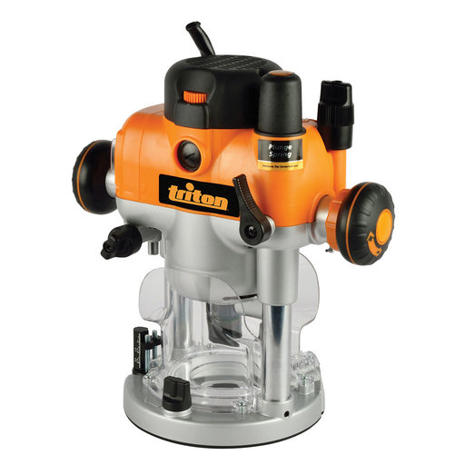 View a Larger Image of 3.25hp DualMode Plunge Router