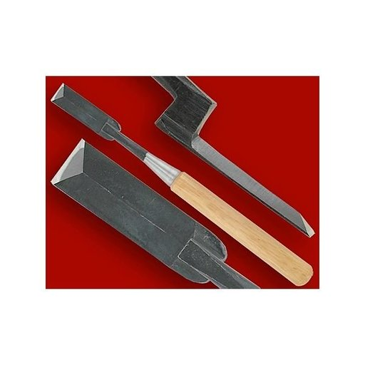 """View a Larger Image of 3/4"""" Crank Neck Paring Chisel"""