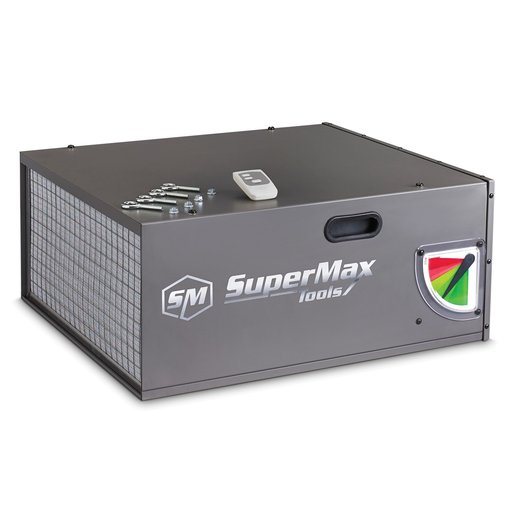 View a Larger Image of 3-Speed Ambient Air Cleaner