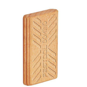 Beech Tenons for Domino, 300 pieces 5mm x 19mm x 30mm