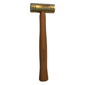 32 ounce Brass Hammer