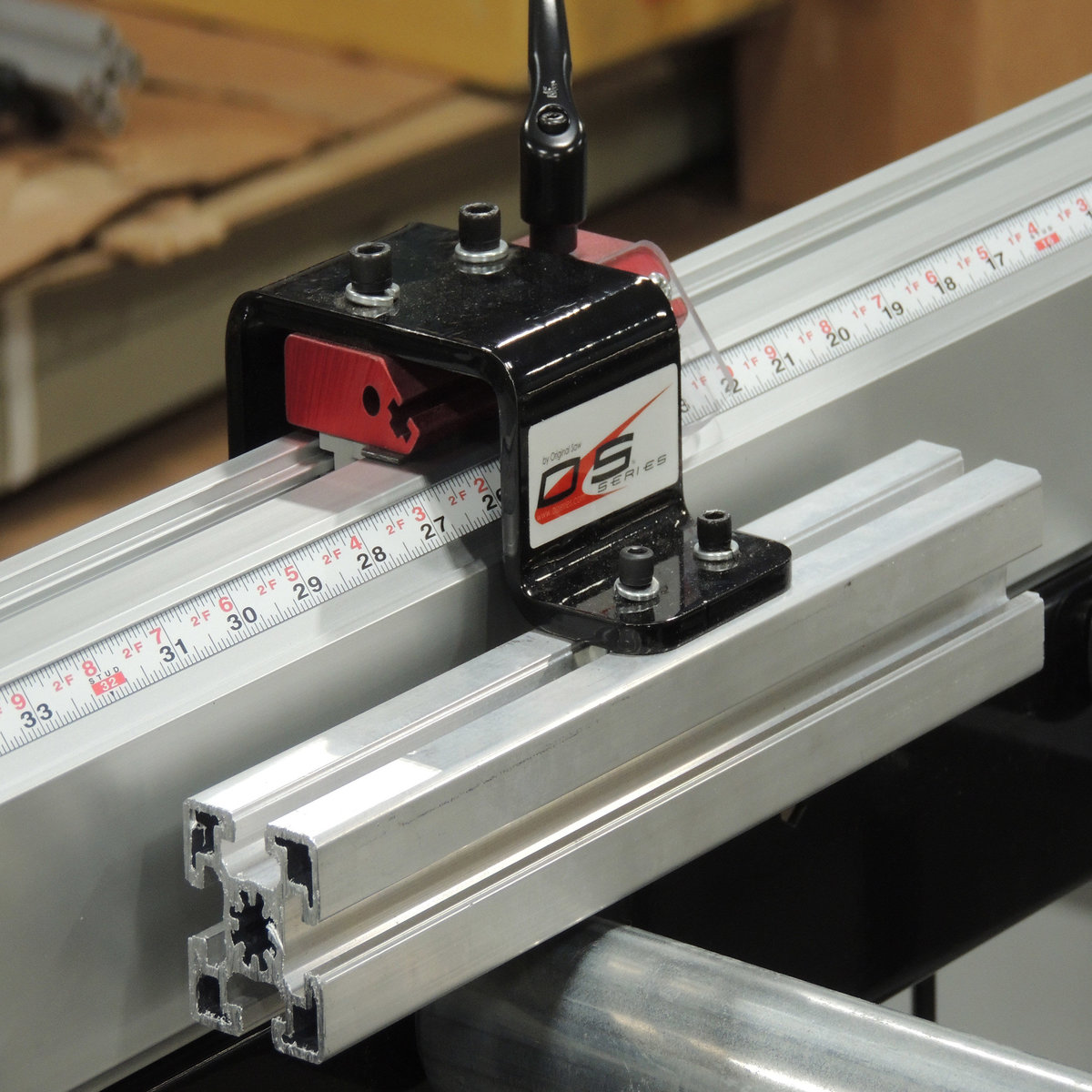View a Larger Image of 32 ft Right Mount L-R Read, Fixed Slider