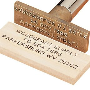 3 Line Personalized Electric Branding Iron