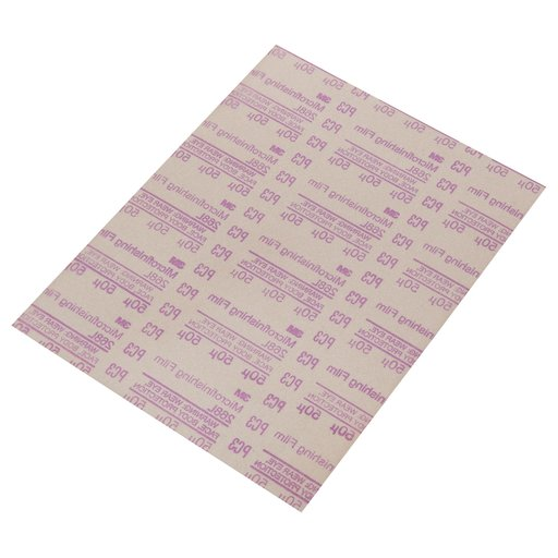 """View a Larger Image of 50mic Imperial Finishing Film 11"""" x 8-1/2"""" Sheet"""