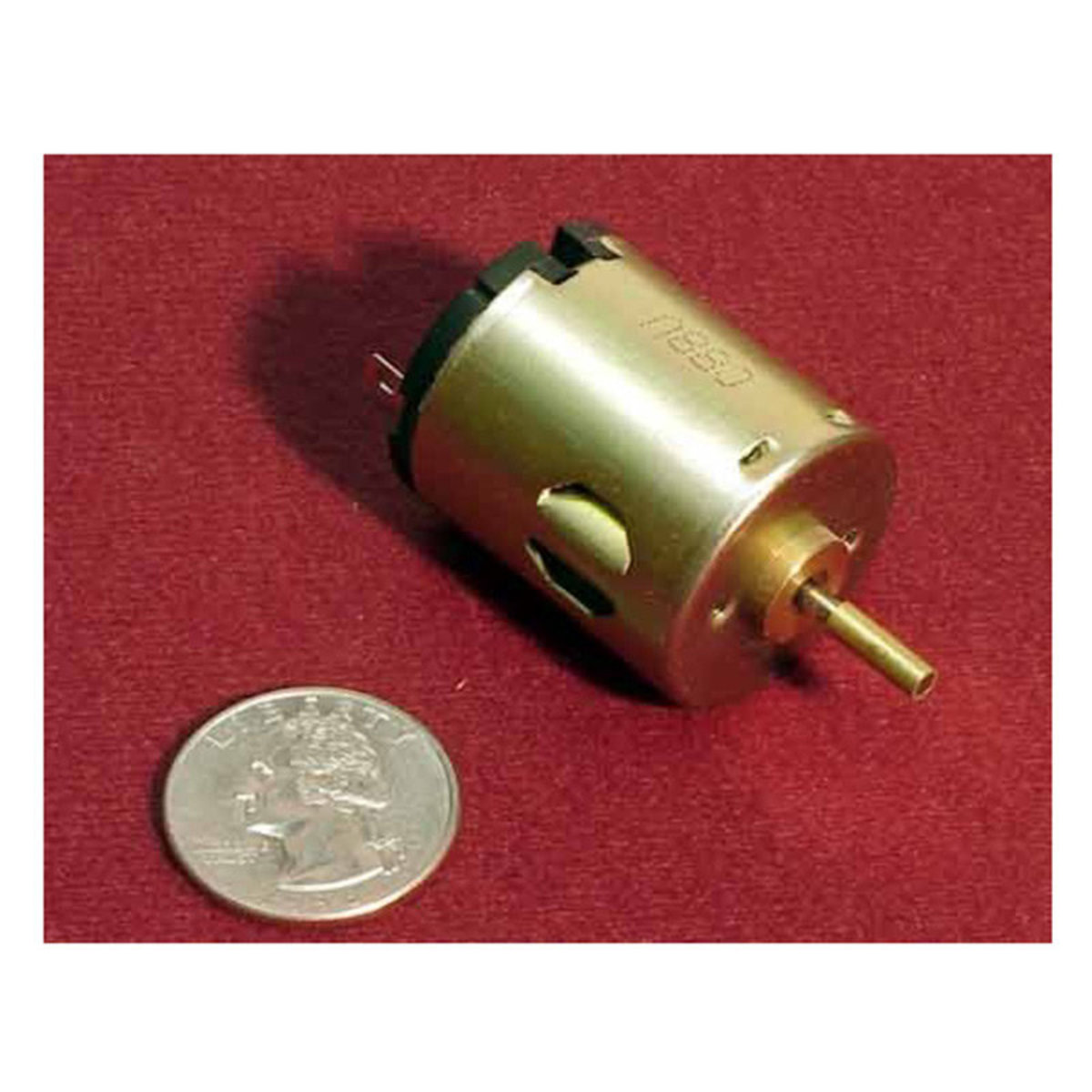 View a Larger Image of 4.8 Volt Electric Motor