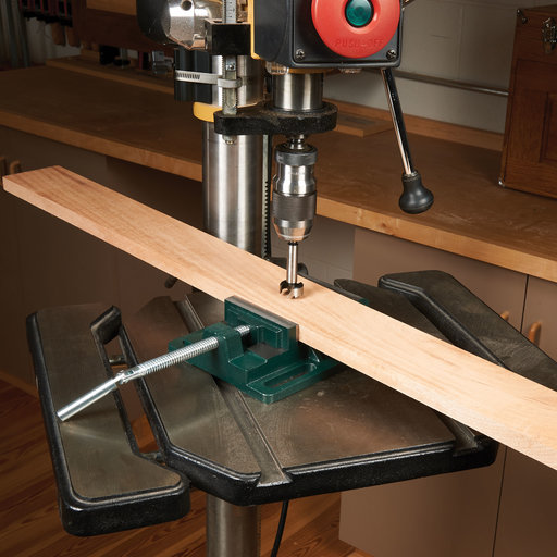 """View a Larger Image of 4"""" Drill Press Vise"""