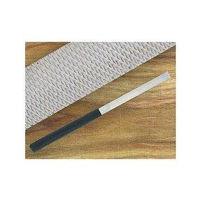 """4"""" Flat 2nd Cut F-Cut  Wood File"""