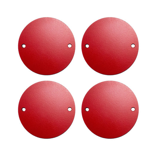 View a Larger Image of 4 pc Phenolic Zero Clearance Insert Ring Set