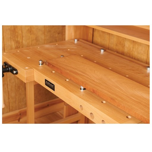 """View a Larger Image of 3/4"""" Bench Dog Rollerball Guides - 4 Piece"""