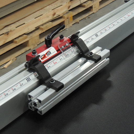 View a Larger Image of 4' Right Mount L-R Read, Flip Slider