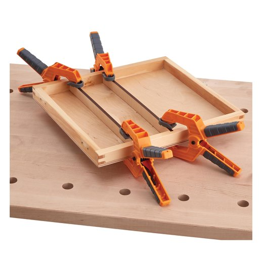 """View a Larger Image of 4"""" Spring Clamp Pair"""