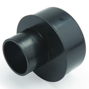"""4"""" to 2-1/4"""" Offset Reducer Fitting"""