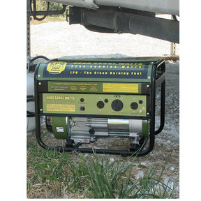 4000 Watt Propane Generator