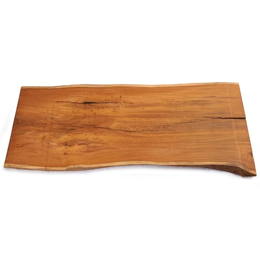 """View a Larger Image of 5/4 Madre Cacao Natural Edge Slab, 37"""" x 14-1/2"""" x 1-1/4"""""""