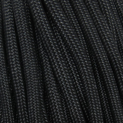 View a Larger Image of  550 FireCord - 100' BLACK Paracord