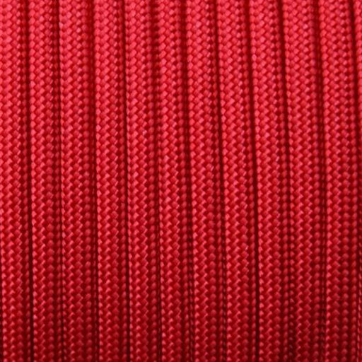 View a Larger Image of  550 FireCord - 100' RED Paracord