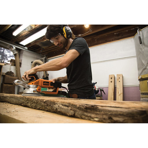 View a Larger Image of 6 in Geared Orbital Sander