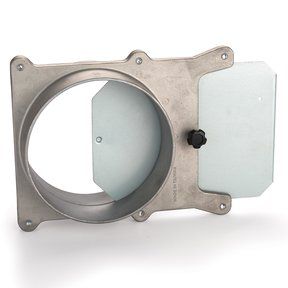 6-inch Aluminum Blast Gate Dust Collection Fitting