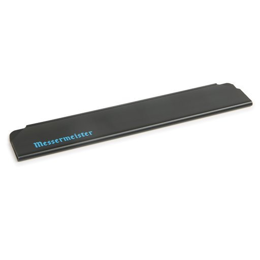 """View a Larger Image of 6"""" Narrow Black Edge Guard - Messermeister"""