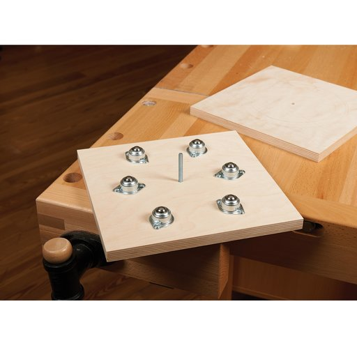 """View a Larger Image of 6-Piece 5/8"""" Universal Transfer Rollerball Guides"""