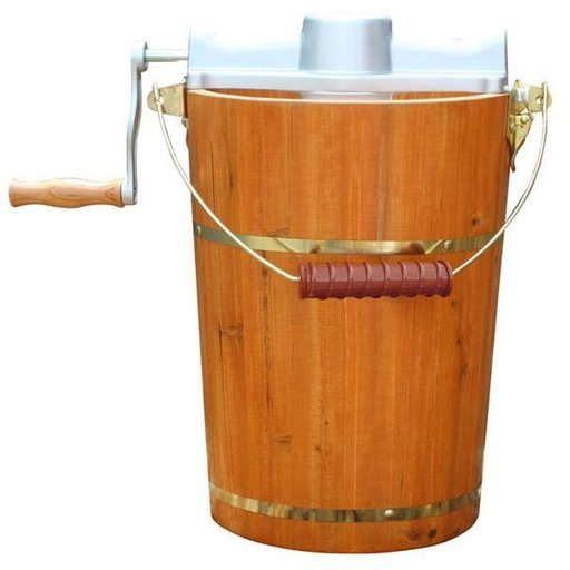 View a Larger Image of 6 Qt Ice Cream Maker
