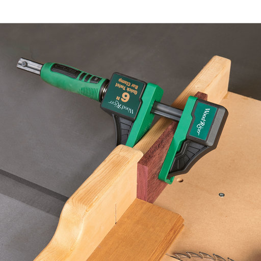 """View a Larger Image of Quick Twist Bar Clamp - 6"""""""