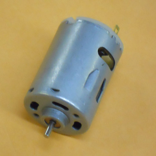 View a Larger Image of 6 Volt High Speed Electric Motor