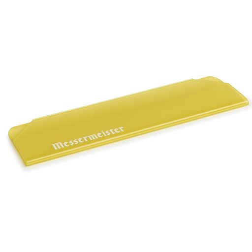 """View a Larger Image of 6"""" Wide Translucent Yellow Edge Guard - Messermeister"""