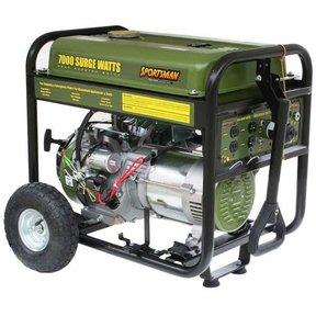 7000 Watt Gas Generator
