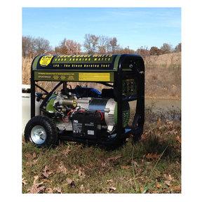 7000 Watt Propane Generator