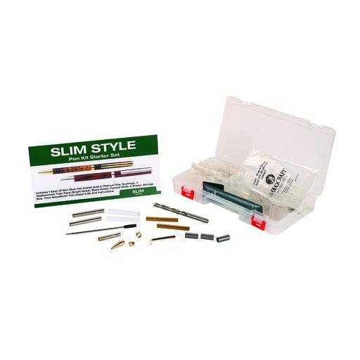 View a Larger Image of 7mm Slimline Starter Pen Kits Sets