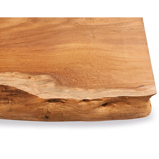 """View a Larger Image of 8/4 Madre Cacao Natural Edge Slab, 37"""" x 14"""" x 2"""""""