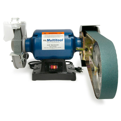 """View a Larger Image of 8"""" Grinder, 8CW Attachment"""