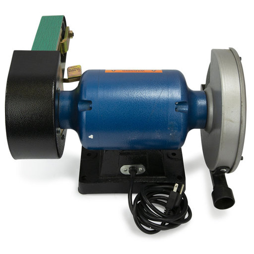 """View a Larger Image of 8"""" Grinder, MT362 2x36 Attachment"""