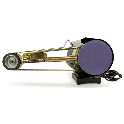 """View a Larger Image of 8"""" Grinder, MT482 2x48 Attachment"""