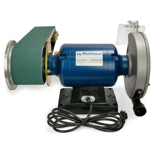 """View a Larger Image of 8"""" Grinder, MT484 4x48 Attachment"""