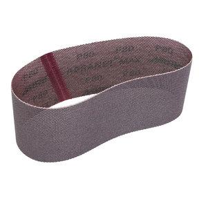 "Abranet Sanding Belt, 2.5"" x 14"", assorted grits, 5-pack"