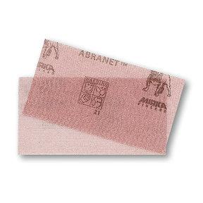 """ABRANET 3x5"""" Grip Sandpaper, P80, 50 Sheets/Box"""