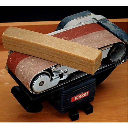 """View a Larger Image of Abrasive Belt Cleaner, 2"""" x 2"""" x 12"""""""