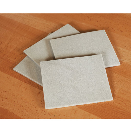 View a Larger Image of Abrasive Sponge 120 grit (Box of 250)