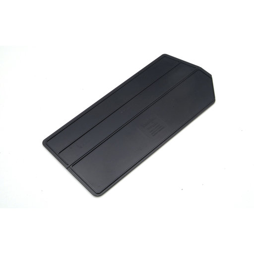 View a Larger Image of ABS Plastic Black Bin Dividers for 3-240 Bins, 6 Pack