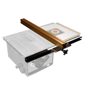 """Table Saw Fence, 25"""" Right Rip, No. M1025"""