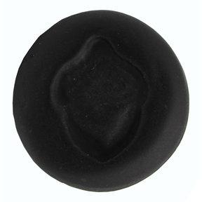 Acorn Round Knob, Matte Black