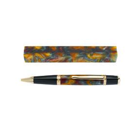 "Acrylic Pen Blank -3/4"" x 3/4"" x 5"" - Liquid Metal"