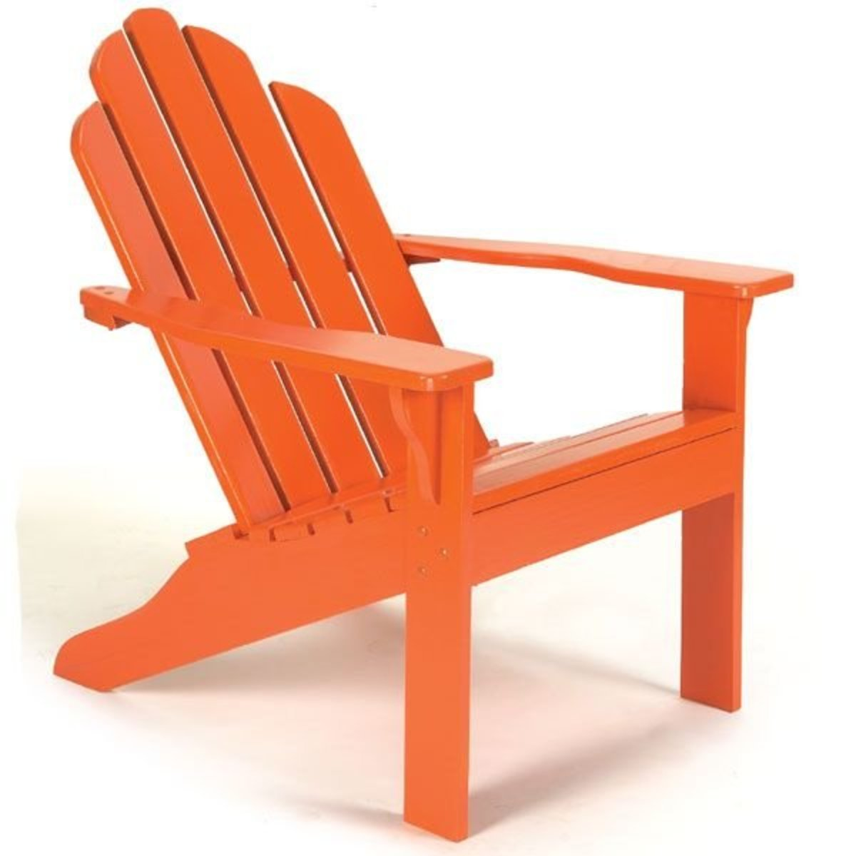 View a Larger Image of Adirondack Chair - Downloadable Plan